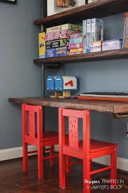 home office shelves. Diy Pipe Bookshelves And Desks, Diy, Home Office, Shelving Ideas Office Shelves