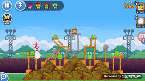 Angry Birds Friends Old Version but the sprites are much more different -  YouTube
