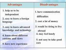 outline of comparison contrast essays resume for seller resume des advantages of studying abroad in college