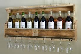Charming How To Make A Pallet Wine Rack 58 On Interior Design Ideas with  How To Make A Pallet Wine Rack