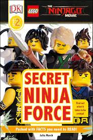 Amazon.com: DK Readers L2: The LEGO® NINJAGO® MOVIE : Secret Ninja Force  (DK Readers Level 2) (9781465461957): DK: Books