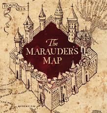The Marauders Map Live Wallpaper ...