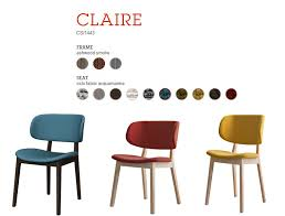 calligaris dining chair. Claire Dining Chair - Calligaris
