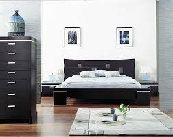 Modern Asian Style Inspired Bedroom Furniture Home Interior