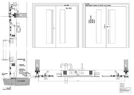 Türen Schnitt Ost Holzfenster