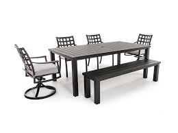 sherwood 6 pc patio set