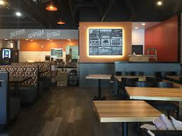 round table pizza is opening in the danville town country ping center on san ramon valley blvd in danville as you can see in the photo below there