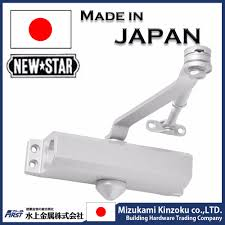 Door Closer Made By New Star Of Japanese Leading Manufacturer ...