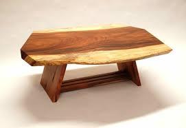 Tori Acacia Coffee Table