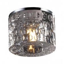 Купить встраиваемый светильник novotech oval 369461 - цена 98 ...