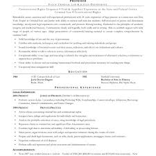 Marvelous Sample Paralegal Resume Formidable Template Free