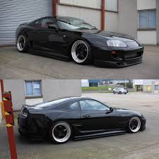 Supra without a spoiler