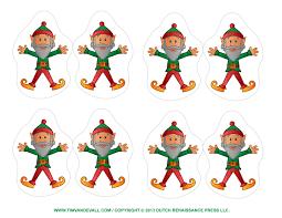 christmas decoration templates printable christmas tree or nts templates christmas elf templates printable christmas decorations