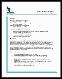 100 Civil Engineering Sample Resume Sample Resume Civil