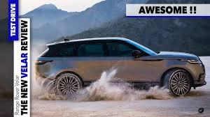 2018 land rover velar review. delighful 2018 2018 range rover velar full car review  better than sport  gommeblog with land rover velar review