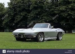 Chevrolet Corvette Stingray Convertible of 1967. Keywords 1960s ...