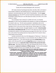 Bibliography Annotation Annotated Bibliography Samples Purdue