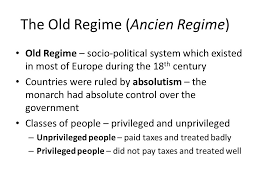 causes of the french revolution long standing resentments against 2 the