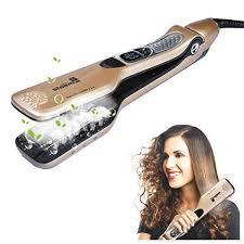 iGutech <b>Hair Straighteners</b> Flat Iron,<b>professional steam</b> hair ...