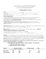 Venue Contract Template Best Photos Of Venue Rental Contract Template Real Estate