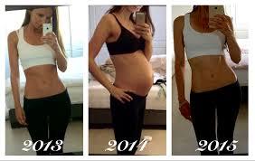 Afvallen na zwangerschap lukt niet