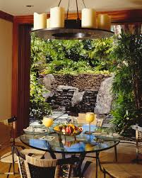 Small Picture Breakfast Garden Tropical Dining Room Hawaii by Saint