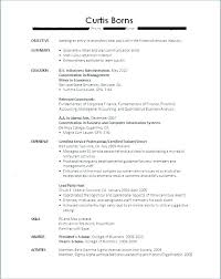 Beta Gamma Sigma Resume Cool Resume With No Experience Resume Tips For Experienced Professionals