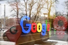 google office in switzerland. The Google Logo On Newly-opened Office In Sihlpost Building Zurich Switzerland