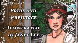 Pride and Prejudice Illustrated by Janet Lee