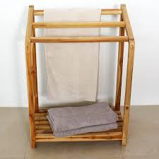 towel stand wood. Towel Stand Wood E