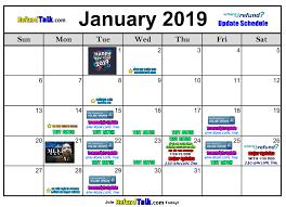 January 2019 Tax Refund Update Calendar Refundtalk Com