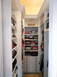 Walk in closet Black Smallwalkinclosetdesignsolutionsideapictures Ridgewood Closets 20 Incredible Small Walkin Closet Ideas Makeovers The Happy Housie