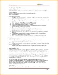 Associate Job Duties Sales Description Resume And Get Inspired Make
