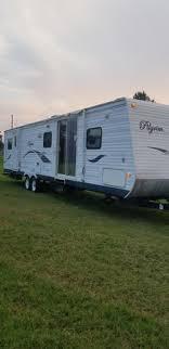 2009 pilgrim travel trailer for in