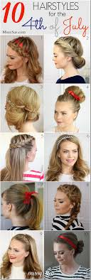 Fourth Of July Hairstyles 35 Hairstyles For The 4th Of July Hair By Lori