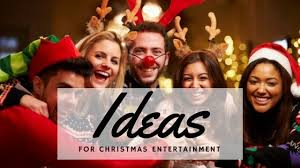 ... Christmas Party Entertainment. Some fun, classic and unique ideas  include: