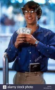 KANN NICHT BUY ME LOVE (1987) PATRICK DEMPSEY CBM 002 Stockfotografie -  Alamy