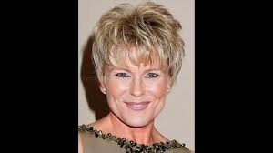 Hair Style For Women Over 50 short hairstyles women over 50 2017 youtube 2456 by wearticles.com