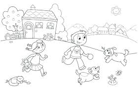 Coloring Pages To Print For Toddlers Kids Unicorn Adults Spirman
