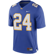 Conner James Nike Alumni Pitt Jersey Player Panthers Royal|Chef Who Dat