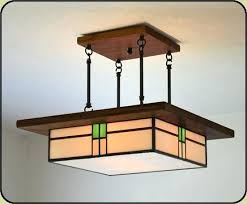 arts and craft light arts and crafts hanging light artcraft 6 light chandelier