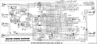1970 body builder's layout book fordification com 1998 ford f250 wiring diagram 1998 Ford F 250 Wiring Diagram f100 250 350 cab and windshield models, page 96