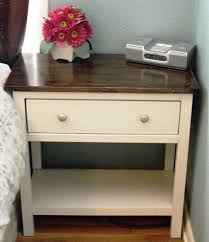 Night Tables For Bedroom Rustic Bedside Tables Rustic 3 Tier Pallet Bedside Table Amazing