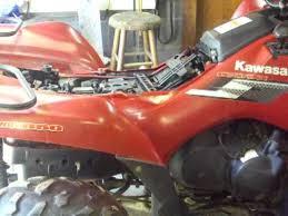 oakys garage kawasaki kvf650 brute force belt light blinking and oakys garage kawasaki kvf650 brute force belt light blinking and reset