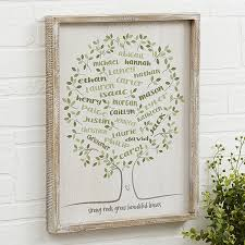 4.3 out of 5 stars 870. Family Tree Of Life 14x18 Whitewashed Wood Wall Art For Her