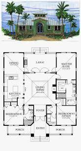 cool house plans cottage lovely 16 best florida er house plans images on