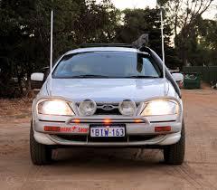 Sunraysia Lighting Skip With Xh Ute 15 Sunraysia Wheels With 205 75 15 Tyres