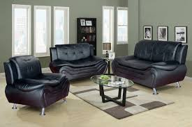 Latitude Run Algarve Piece Leather Living Room Set Reviews