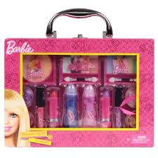 barbie make up kit box case