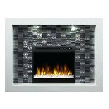 dimplex crystal recessed electric fireplace wayfair recessed electric fireplace iserman recessed wall mounted electric fireplace insert